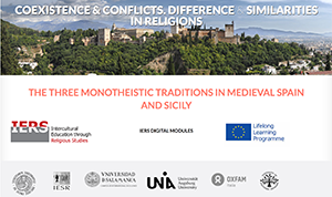 The three monotheistic traditions in medieval Spain and Sicilia