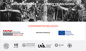 Introduction to the Study of Religions: Comparative religion