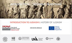 Judaism I. History