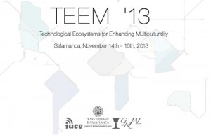 Technological Ecosystems for Enhancing Multiculturality 2013
