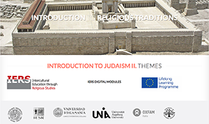 Judaism II. Themes