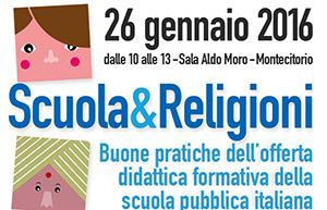 Conference Scola&Religioni