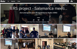 Flickr album with pictures from the fourth meeting in Salamanca